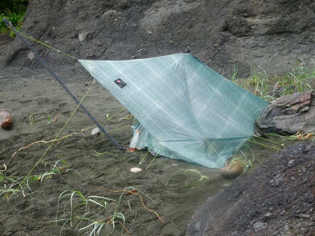Get Out Backpacking Lightheart Gear Cuben Solo Tent Get